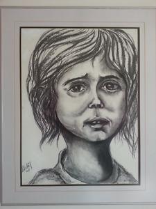 Lot de tableaux à vendre