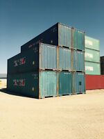 Shipping and Storage Containers Delivered to your Site!