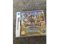 Dragon quest Ds/3ds game