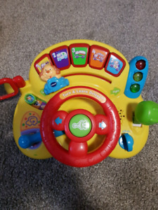 Driving kids toy