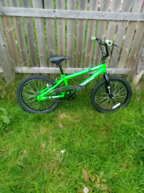 Green bmx for sale
