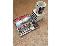 Grimsby town FC 1997/98 memorabilia