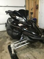 2013 YAMAHA APEX SE, POWER STEERING, LOW KMS & LOTS OF EXTRAS