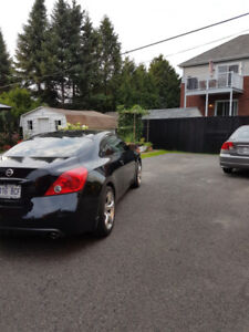Nissan Altima Coupe 2.5s