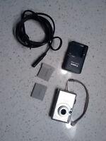 Canon Ixus 40 et Olympus OZ 140S