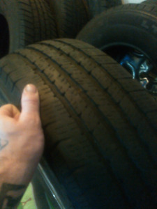 Tires for sale like new