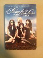 Pretty Little Liars seasons 1, 2 & 3