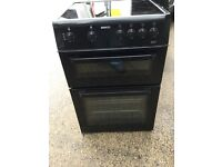 Beko 60 cm eletric cooker in mint condition with a warranty of three months