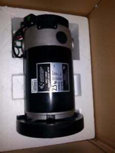 Vision Treadmill Motor, With Speed Sensor
