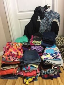 CLOTHES!!! Amazing lot of size 12 girls clothes