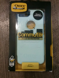 Iphone 7 iphone 8 Otterbox commuter case