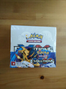 Pokemon TCG Evolutions Booster Box