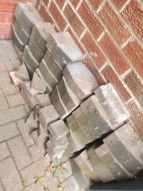 FREE! Garden bricks