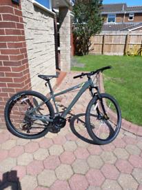 Mountain bike. Raleigh 29er hardtail