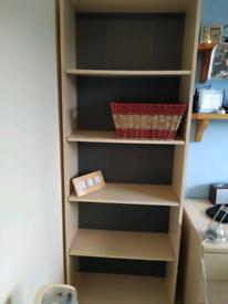Ikea tall bookshelf. Good condition.