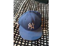 Base ball hat New York yankies