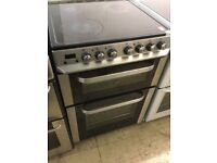 Full size Servis Stainless Steel Electric Cooker