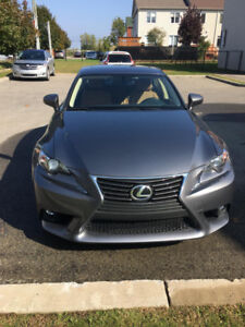 2016 Lexus IS 300 premium package lease takeover