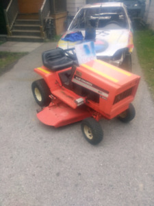 1979 allis-chalmers riding lawn mower