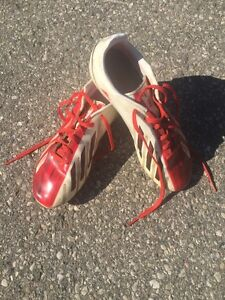 6 different youth outdoor soccer cleats London Ontario image 3