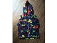 Next raincoat (aged 2-3yrs)