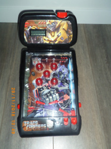 Transformers Revenge of the Fallen Electronic Table Top Pinball