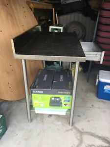 Prep Table Stainless Steel 4 by 2