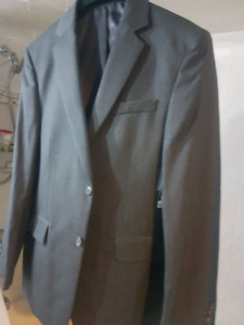 Brand new men's calvin Klein suit jacket sz lrg