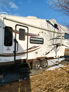 2015 Forest River ultra lite fifth wheel