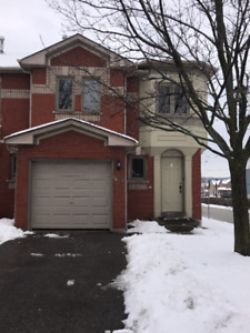 Beautiful End unit Town house for rent
