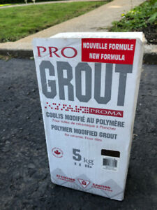 PRO Grout Expresso 36 Polymer Modified Grout