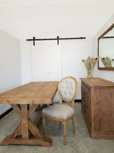 NEW SHOWROOM – WHOLESALE PRICES – RECLAIMED WOOD FURNITURE