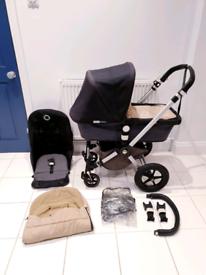 Bugaboo Cameleon Pushchair Buggy Pram Bassinet Chair