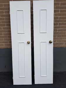 18x80x1-3/8 - Prehung Left Hand Door