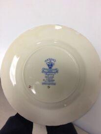Mason's regency side plate