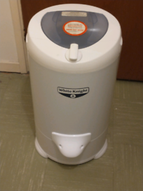 White Knight 28009W 2800RPM spin dryer