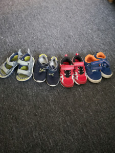 Baby shoes $ 20 for all sizes 5