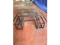 Campervan U shaped bed frame for VW T5 T4 transporter