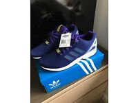 Brand new adidas zx flux size 10