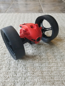 Parrot Minidrone - jumping race drone