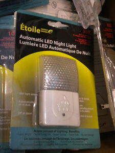 Bundle of LEDs Night Lights in Various Shapes & Styles...