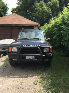 1999 Land Rover Discovery Series II Other London Ontario image 1