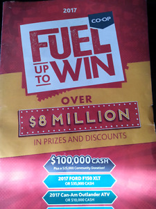 Fuel Up to Win Co-op