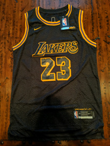 finest selection 9ee5f 5e319 Lebron James Laker Jersey | Kijiji in Ontario. - Buy, Sell ...
