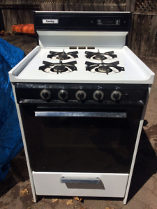 24 inch gas stove