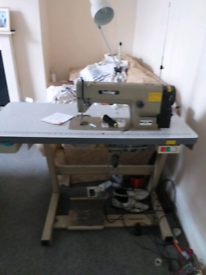 Brother industrial sewing B755-MK11