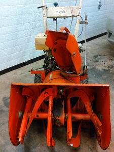 """Ariens 20"""" snowblower for parts or to fix."""