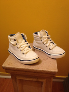 Abercrombie & Fitch sneakers and sail shoes, good condition