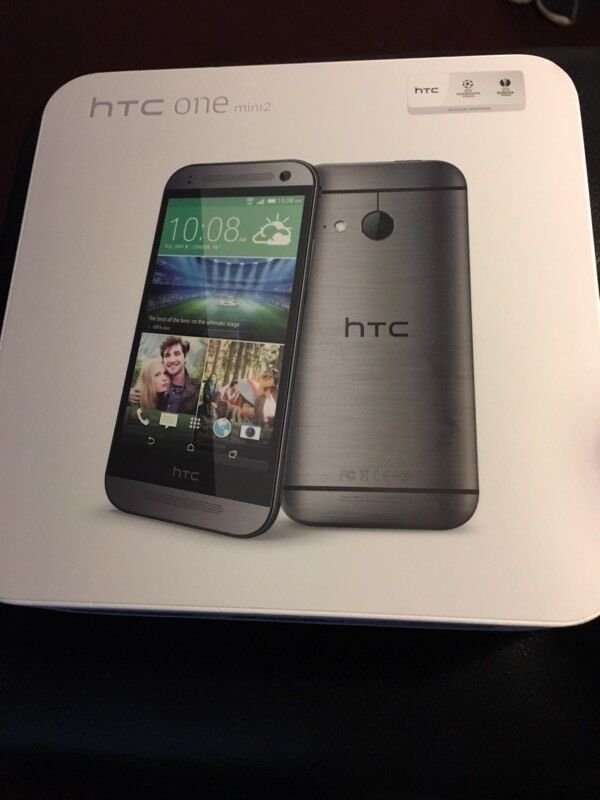 Htc one mini 2Brand new Unlockedin ManchesterGumtree - Htc one mini 2 .. Brand new Unlocked.. Sealed pick up or delivery