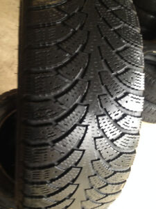 2  Nord Frodst   Winter  tires 215/65/16